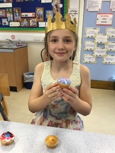 Royal Wedding Celebration News Report by Sofia (Yr6)