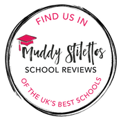 Find us in the Muddy Stilettos School Reviews guide