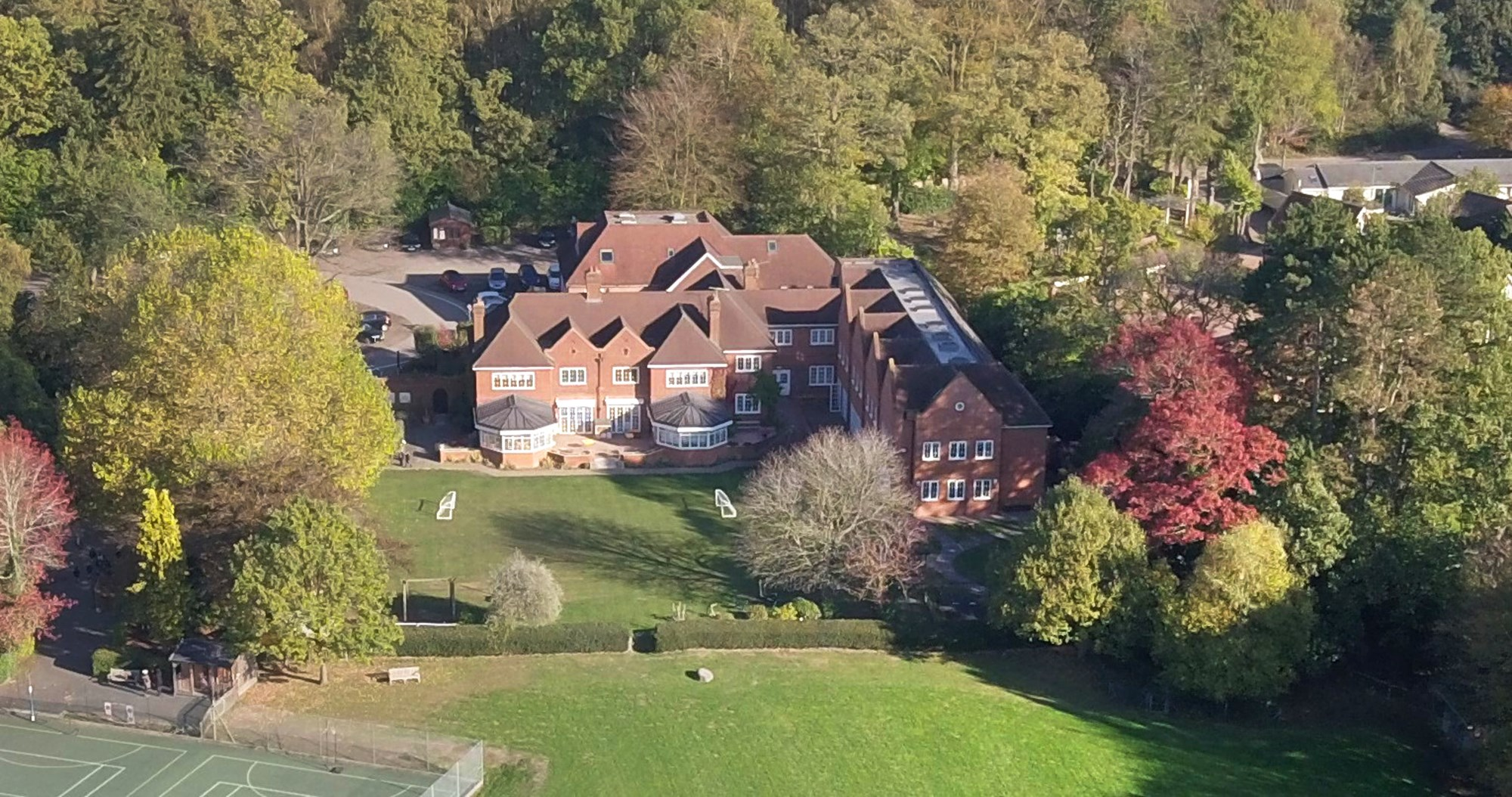 Coworth Flexlands Prep School for Girls